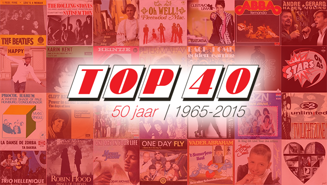 top 40 50 jaar Wat is jouw grootste Top 40 hit uit 50 jaar? top 40 50 jaar