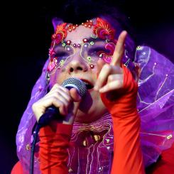 Artiestafbeelding Björk