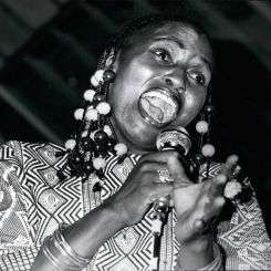 Artiestafbeelding Miriam Makeba