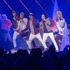 Artiestafbeelding Backstreet Boys