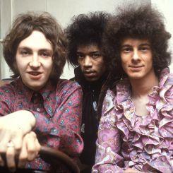 Artiestafbeelding Jimi Hendrix Experience