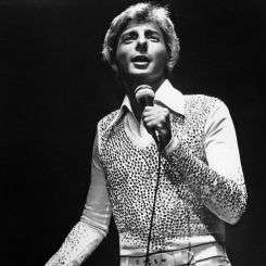 Artiestafbeelding Barry Manilow