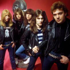 Artiestafbeelding Iron Maiden