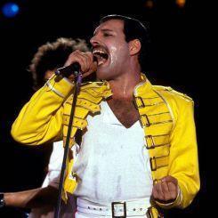 Artiestafbeelding Freddie Mercury