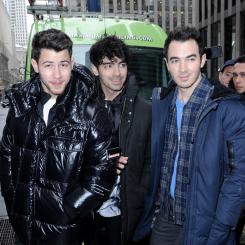Artiestafbeelding Jonas Brothers