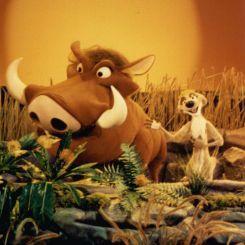 Artiestafbeelding Timon & Pumbaa