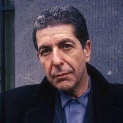 Artiestafbeelding Leonard Cohen