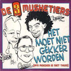 Artiestafbeelding 3 Musketiers