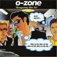Artiestafbeelding O-Zone