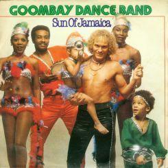 Artiestafbeelding Goombay Dance Band