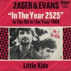 Artiestafbeelding Zager & Evans