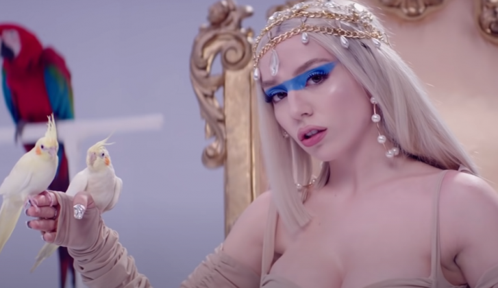 Tipparade: Ava Max is hoogste nieuwe