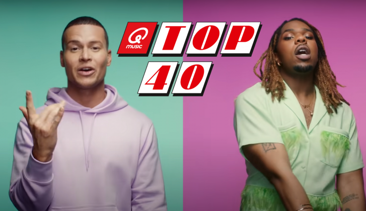 Joel Corry en MNEK voor 5e week op 1 in Nederland