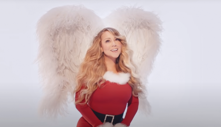 All I Want For Christmas Is You meest gestreamde hit
