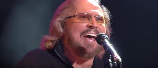 Solo-album van Barry Gibb