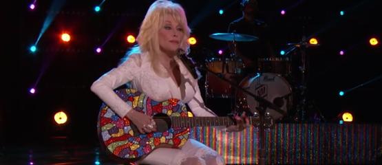 Homo-album Dolly Parton in de kast