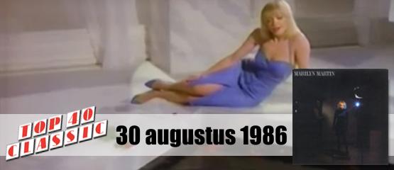 Top 40 Classic - Marilyn Martin, uit het niets
