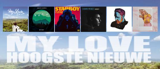 Zes nieuwe Top 40-hits