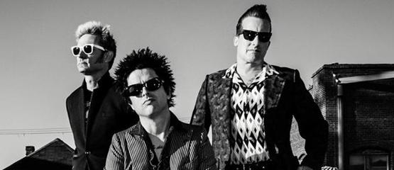 Green Day naar Rotterdam