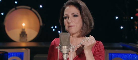 Gloria Estefan over Fidel Castro