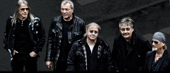 Deep Purple naar Ziggo Dome