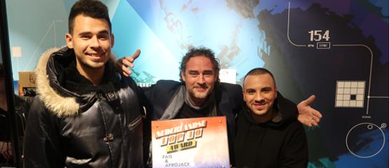 Top 40 Award voor Afrojack en Fais