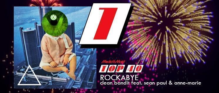 Clean Bandit scoort laatste nummer 1-hit van 2016