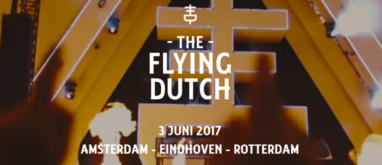 Line-up The Flying Dutch