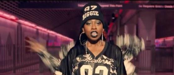 Comeback Missy Elliott