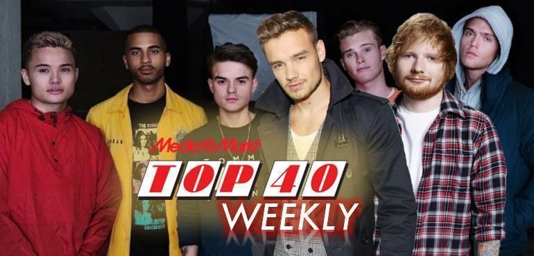 Top 40 Weekly: Ed is onverslaanbaar, Broederliefde loser van de week