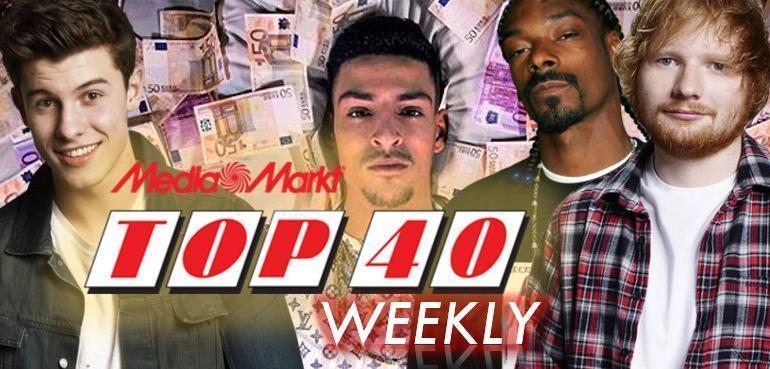Top 40 Weekly: Boef is winnaar van de week, Martin Garrix showt sixpack