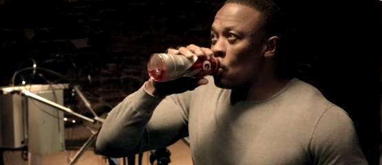Dr. Dre werft voor Olympische Spelen