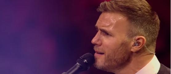 Gary Barlow stapt op tijdens tv-show