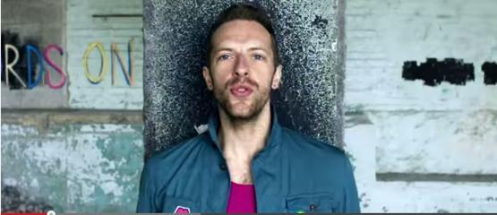 Chris Martin mag Gwyneth 'weggeven'