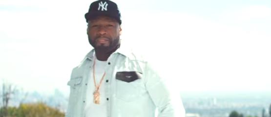 Aanklacht tegen 50 Cent