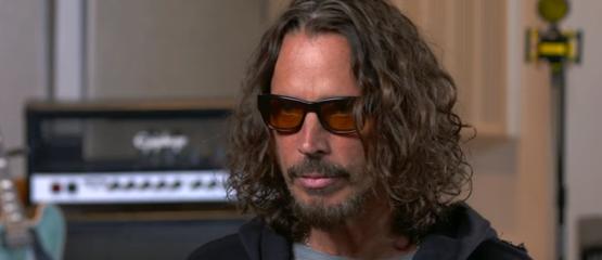 Chris Cornell begraven