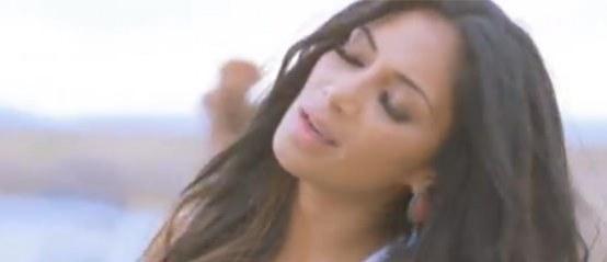 Nicole Scherzinger bij Black Eyed Peas