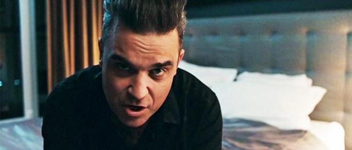 Robbie in tranen om Manchester