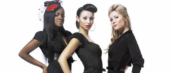 Top 4: Britse meidengroepen