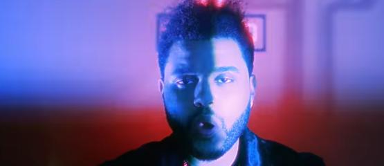 The Weeknd weer bij H&M