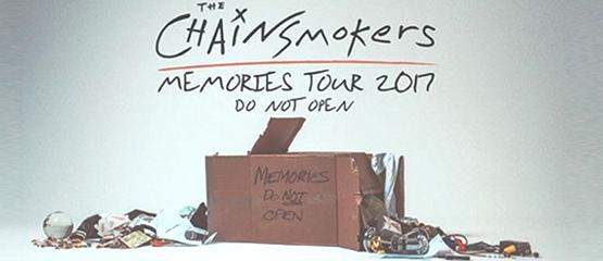 Ziggo Dome-show voor The Chainsmokers