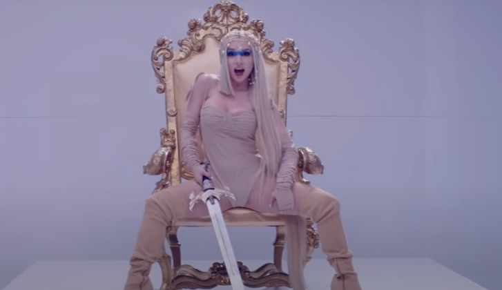 Wereldhits: Ava Max scoort in Zwitserland met Kings And Queens