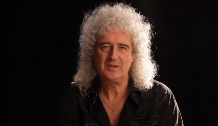 Brian May komt met benefietsingle