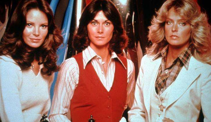 Top 4: Charlie's Angels