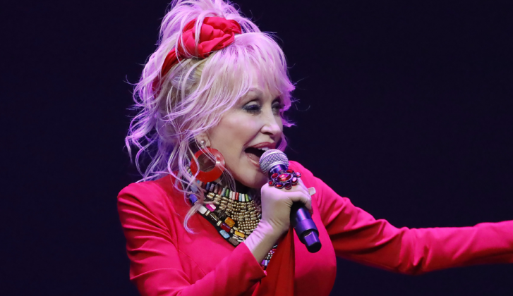 Dolly Parton doneert fors