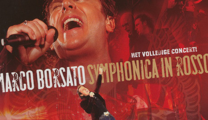 Vandaag: Symphonica In Rosso