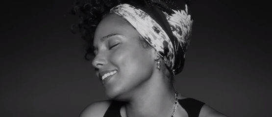 Alicia Keys deelt emotionele brief