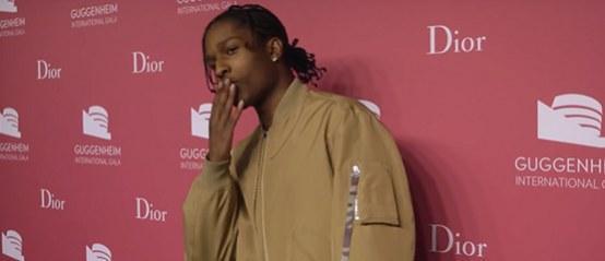 A$AP Rocky gearresteerd