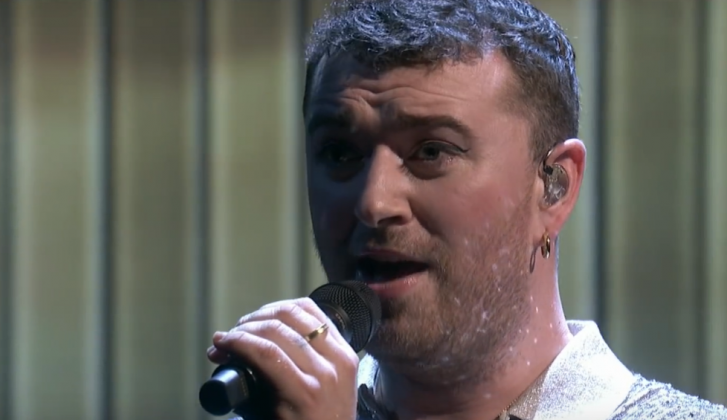 Sam Smith open over transplantatie