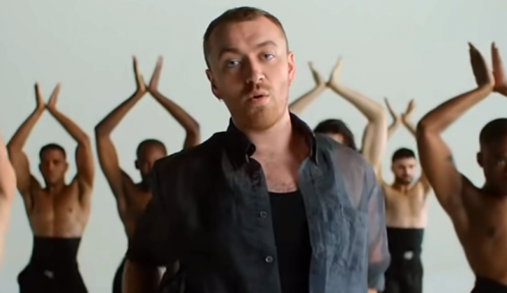 Sam Smith stortte zich op dating-app
